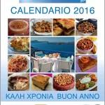 Copertina Calendario 2016